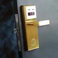 rfid tarjeta del hotel sin llave de la cerradura de la puerta