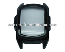stainless steel watch blank case with square face wholesale factory