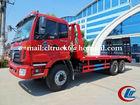 6*4 Fonton Ouman Medium Duty Flatbed Truck for sale