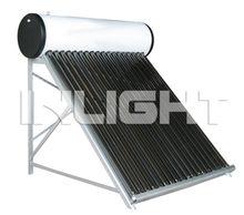 Integrated Non-pressurized Passive Solar Water Heater