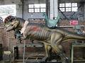 Kiddy parque de atracciones Rides dinosaurio