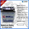 MOTO BATTERIES FOR Electric Bike Chinese/Mini Moto/110cc Pocket Bikes