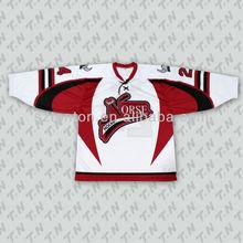 new design sublimation hockey shirts 2013