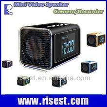 The Best Mini Video Recorder Covert Camera with Night Vision+ MP3+ MP4+ FM Radio RE-MVS01