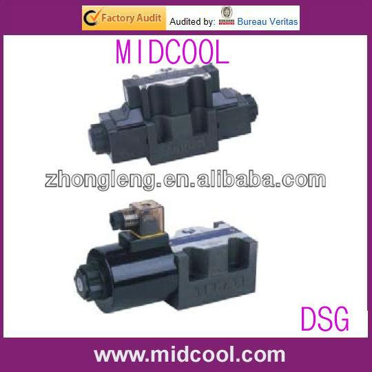 DSG series yuken hydraulic solenoid valve 12 volt