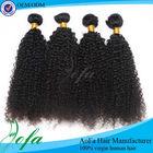 100% unprocessed natural virgin indian deep curly hair