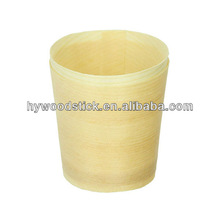 Restaurant & Hotel Serving Wood Table Cup
