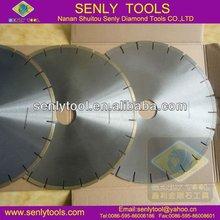 Fast cutting speed 14 inch diamond circular saw blades for marble cutting