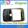 original housing For blackberry curve 9320 Front Frame with keyboard