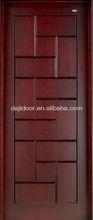 Veneer Wooden Flush Doors Mahogany DJ-S3436