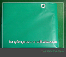 550GSM Super Durable 100% Waterproof Polyester PVC Tarpaulin