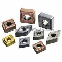 tungsten carbide CNC inserts cutting tool