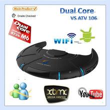 Aml 8726-MX dual core 1.5GHz android 4.2 OS mini tv box RAM 1GB flash 8GB download youku player