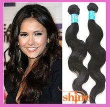 Hot selling wholesale 100% kbl peruvian hair