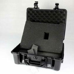 ABS plastic waterproof instrument case with foam