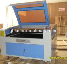 GH-1290 Laser cutting, laser engraving and laser marking of wood handcraft