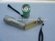 New style Aluminum 9LED flashlight