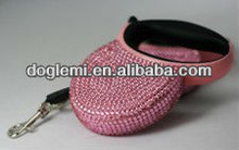 Retractable Dog Lead, 3m belt, for dogs