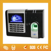 Large User Capacity Fingerprint Work Hours Tracking with Cheap Price HF-X628