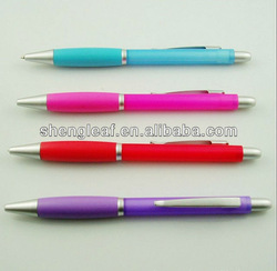 Good quality ink plastic parker pen