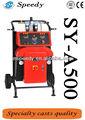 Sy-a500 alta presión de inyección de inyección de poliuretano caja