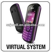 Dual sim tv unlocked Blu small size cheap mobile phone