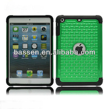 bling bling shock proof cover for iPad mini