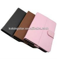 pu leather notebook case
