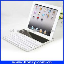 Hot selling wireless solar bluetooth keyboard for iPad 4 3 2