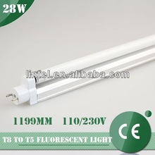 t5 28w light bulb negative ion with CE list Factory direct sales