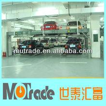 BDP-2 2 Floor hydraulic car parking system