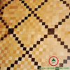 60cm*60cm woven knitting veneer for wall panel