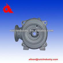 Industrial pump casting body