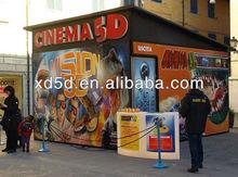 export to India 9 seats 5d dynamic cinema,mini 5D cinema /kino