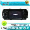 Car MP4 player for chrysler 300C with Bluetooth DVD VCD MP3 Radio,ST-6015