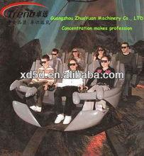 export to Algeria 9 seats 5d dynamic cinema,mini 5D cinema /kino