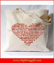 Canvas Craft Tote Bag