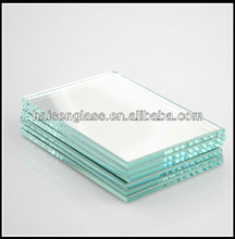 China Factory Clear Float Glass Mirror Pieces