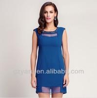 2013 Latest Dresses Vetement Femme
