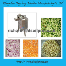 Multifunction potato/carrot/onion/vegetable cutting machine for dice