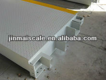 150t portable Steel Deck used truck scales for sale