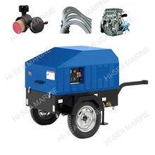 100 psi Mobile Direct Driven Air Compressor
