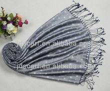 hijab fashion arabic scarfs 2012 JDPS-001# polpular crimson 70% Viscose silk polpular scarves