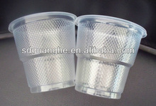 promotion plastic 220ml disposable airline cup of PP