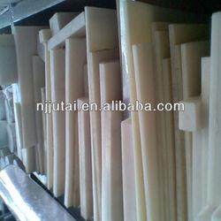 high energy radiation resistance polyamide plastic sheet