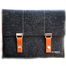 2013 good quality felt laptop sleeve,felt laptop bag