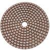 Diamond metal chips polishing pad power tool