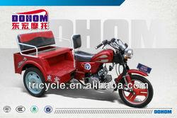 110cc motorized three wheel passenger moto tricycle