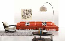sleeper sofa mattress/leather sofa
