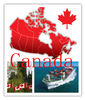 china freight forwarders association to Canada